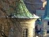 Obrázek číslo 3 Válcový altán nad Novými schody k Pražskému hradu